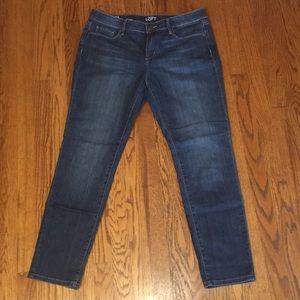 Women's petite skinny jeans